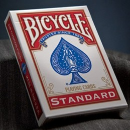 Carte da Collezione Bicycle TETRA DECK 4 Way Fanning Deck – Dorso 4 colori