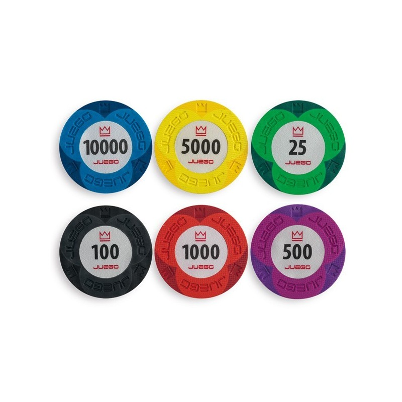 Carte poker jumbo index