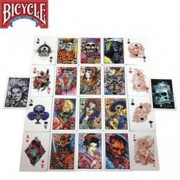 Carte da Collezione Bicycle LIMITED EDITION Serie 2