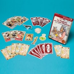 MILAN Set Poker Legno TORINO 200 Fiches e Carte