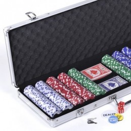 CHIPWATCH Orologio da Polso Poker Marrone