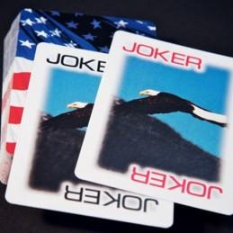 Scatola in Legno 500 Fiches 10 Colori + 2 Mazzi Poker LAS VEGAS