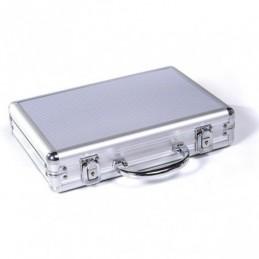 Valigetta in Alluminio per 300 fiches (vuota)