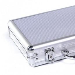 Valigetta in Alluminio per 200 fiches (vuota)