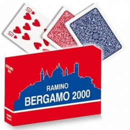 Carte RAMINO PL CARILLON 4 COLOR POKER 2 Index Modiano