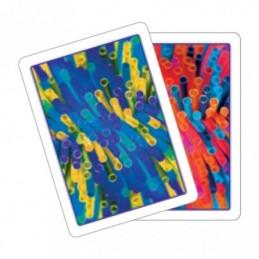 Carte Esp. 24 mz. Poker 150 Anni Unita' d'ITALIA Modiano