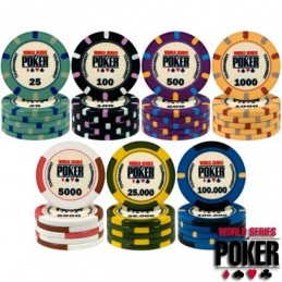 Set Gioco PokerStars.it 2 Mazzi 100% PVC + 1 Blind Timer