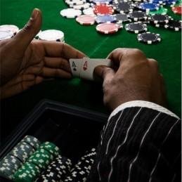 Carte FOURNIER EPT 100% PVC Jumbo Index Texas Hold'em