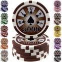 Fiches / Chips Poker MONTECARLO 0.50 euro