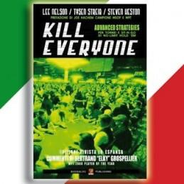 Libro Kill everyone - per tornei e sit'n'go di no-limit hold em