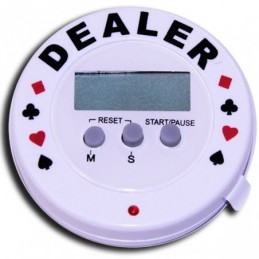 Blind Timer - Dealer Button...