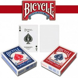 Carte Bicycle Dorso Bianco...
