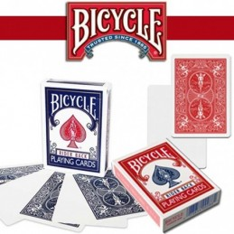 Carte Bicycle Dorso Blu o...