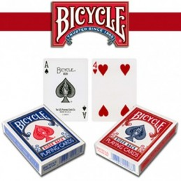 Carte Bicycle Magic Double...