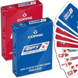 Carte Copag EPT 100% PVC...