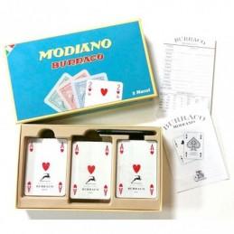 3 Mazzi Modiano Burraco...