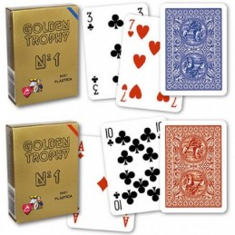 Carte Modiano Poker Golden...