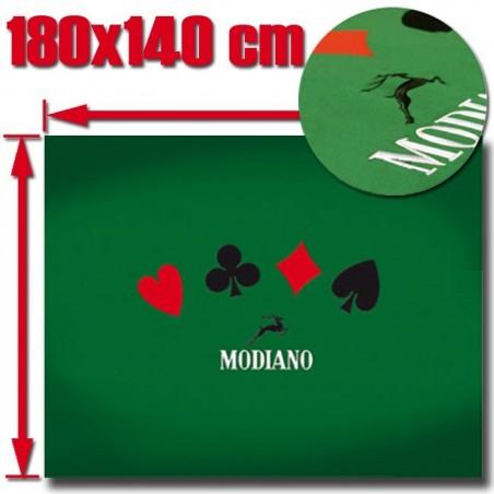 Tappeto Poker 180x140 cm Ricamato Modiano