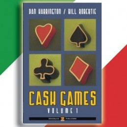 Libro Cash Games vol 1 di...
