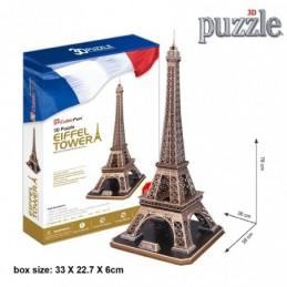 PUZZLE 3D TORRE EIFFEL  -...