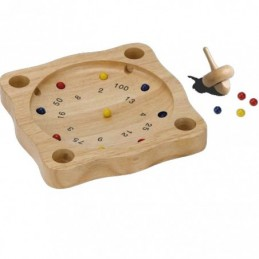 Roulette Tyrolean 21.5 cm Wood