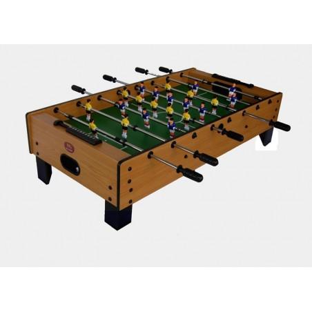 Calcio Balilla da Tavolo in legno - Idea Regalo