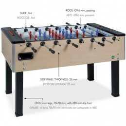 Table Football 'Springtime'...