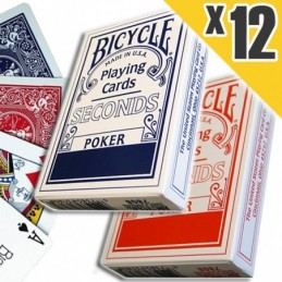 12x Mazzi di Carte Bicycle...