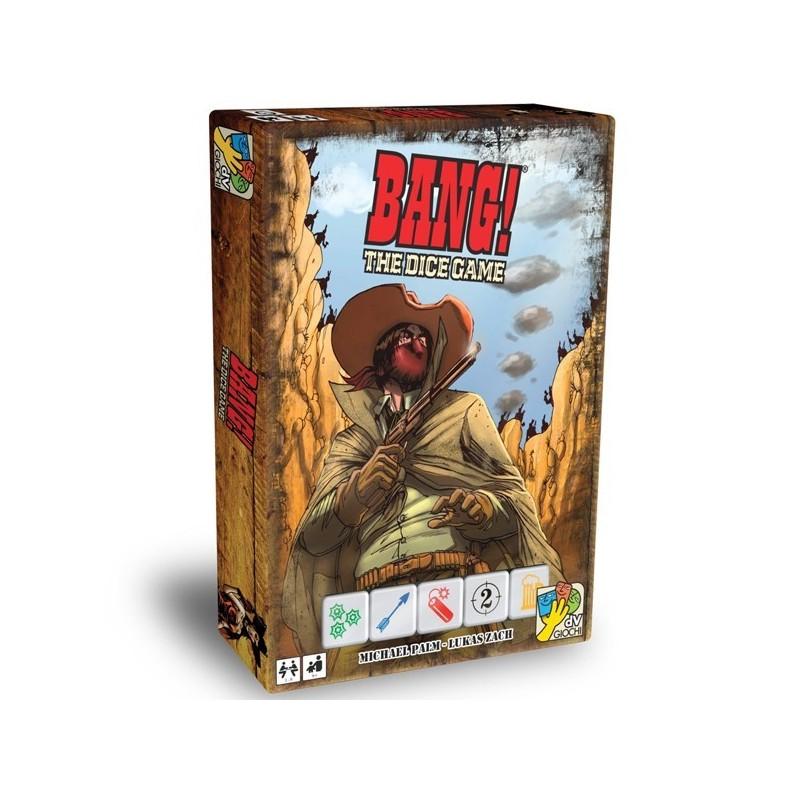 Bang dice game gioco da tavolo - Gioco da tavolo bang ...