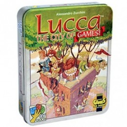 Lucca The City of Games -...