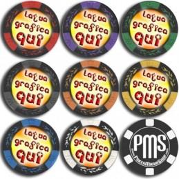 Fiches / Chips LAS VEGAS...