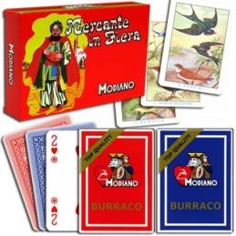 2x Mazzi di Carte Burraco +...