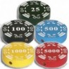 Lighter Rechargeable with the Shape of Poker Chips - Different Colors