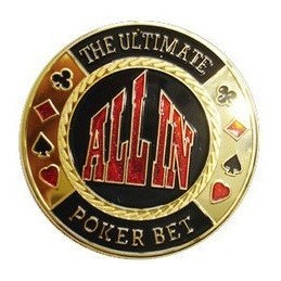 "Card Guard ""All In"" Oro"