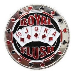 "Card Guard ""Royal Flush""..."
