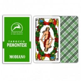 Tarocco PIEMONTESE 84 Verde...