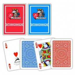 Carte POKER CLUB Blu o...