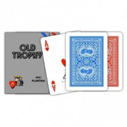 Carte POKER PL OLD TROPHY...