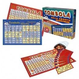 TOMBOLA SMORFIA 24 cartelle...