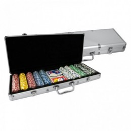 VALIGETTA 500 Chips Poker...