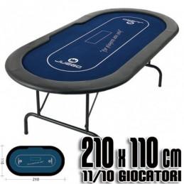 Tavolo Poker JUEGO BLU con...