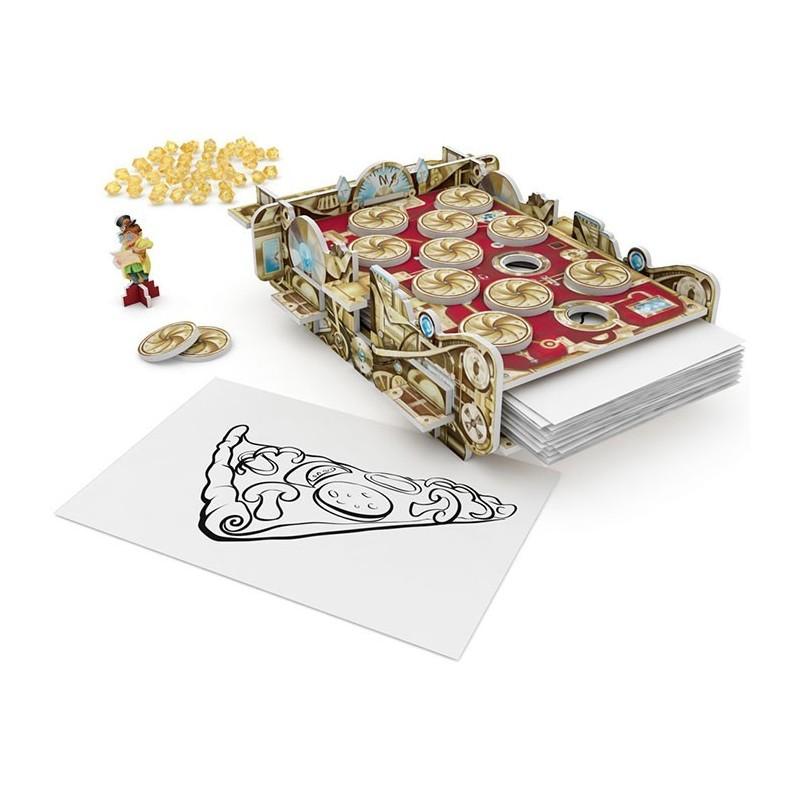 Macroscope gioco da tavolo era glaciale - Waterloo gioco da tavolo ...