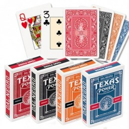Carte TEXAS Poker Monkey...