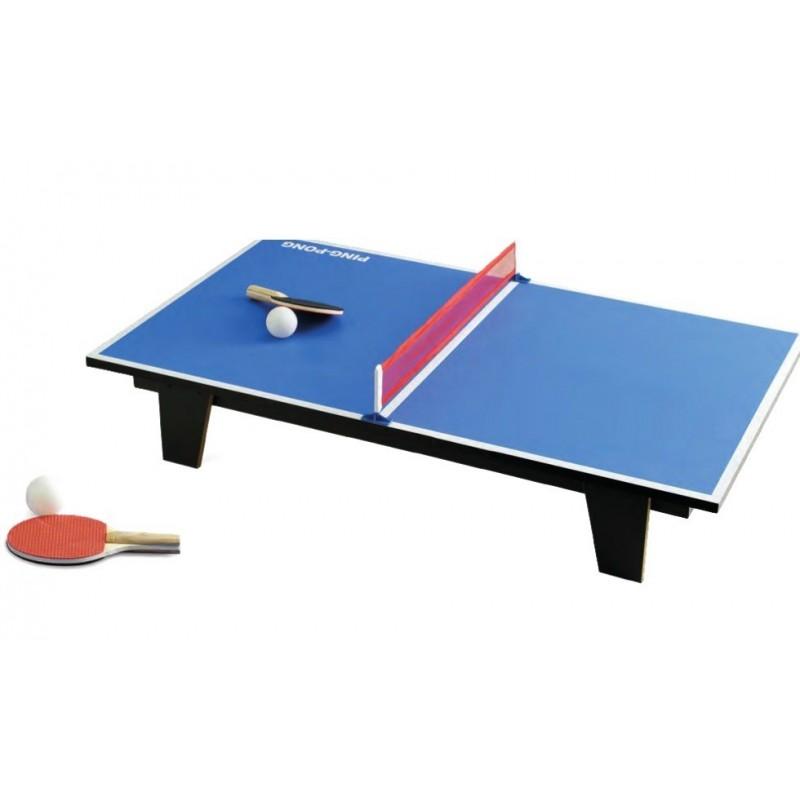 Ping pong da tavolo con racchette e palline - Tavolo da ping pong decathlon prezzi ...