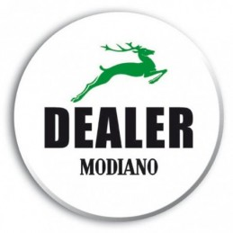 Dealer Button Modiano 5 cm