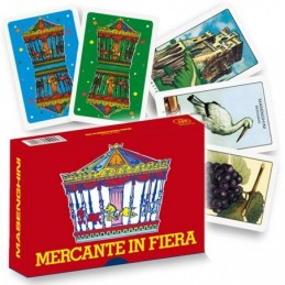 Mercante in Fiera 80 Carte...