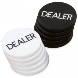 10 Dealer Button Biacchi e...