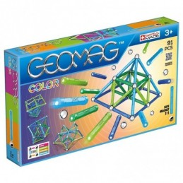 GEOMAG Color 91 Pieces