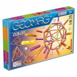 GEOMAG Colour, 127-Piece