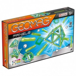 GEOMAG Panels 83 Pieces
